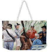 Bluegrass In The Park Weekender Tote Bag