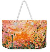 Bluegrass Sunrise - Desert A-left Weekender Tote Bag