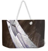 Bluenose At Night Coming Weekender Tote Bag