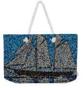Bluenose II Weekender Tote Bag