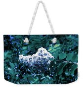 Blues And Greens Weekender Tote Bag