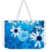 Blue's Art Weekender Tote Bag