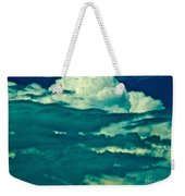 Blues Away Weekender Tote Bag