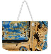 Blues Dues Weekender Tote Bag