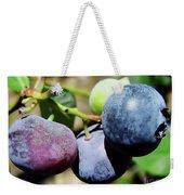 Blues In The Florida Berries Weekender Tote Bag
