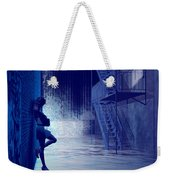 Blues In The Night Weekender Tote Bag