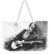 Blues Man Joe B. Weekender Tote Bag