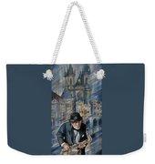 Blues Of Prague. Weekender Tote Bag