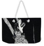 Bluetick Coonhound Weekender Tote Bag