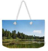 Bluff Lake Ca 3 Weekender Tote Bag