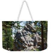 Bluff Lake Ca Boulders 1 Weekender Tote Bag