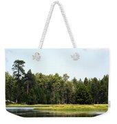 Bluff Lake Ca Island 5 Weekender Tote Bag