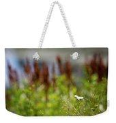 Bluff Lake Ca Wild Flowers 1 Weekender Tote Bag