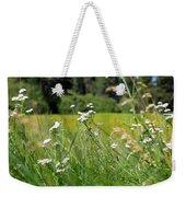Bluff Lake Wild Flowers 1 Weekender Tote Bag