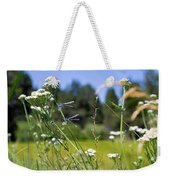 Bluff Lake Wild Flowers 2 Weekender Tote Bag