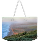 Bluffs And South Beach Point Reyes Weekender Tote Bag