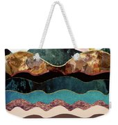 Blush Moon Weekender Tote Bag