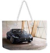 Bmw Concept 8 Series 4k Weekender Tote Bag
