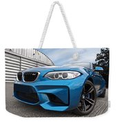 Bmw M2 Coupe Weekender Tote Bag