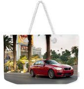 Bmw M235i Coupe Weekender Tote Bag