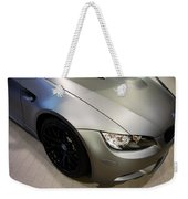 Bmw M3 Weekender Tote Bag by Aaron Berg