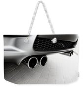 Bmw M3 Exhaust  Weekender Tote Bag by Aaron Berg