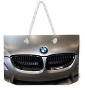 Bmw M3 Hood Weekender Tote Bag by Aaron Berg