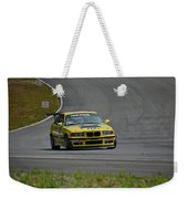 Bmw M3 Tire Rack Weekender Tote Bag
