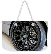 Bmw M3 Wheel Weekender Tote Bag by Aaron Berg