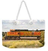 Bnsf Railway Engine Weekender Tote Bag