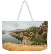 Bnsf Tunnel Weekender Tote Bag