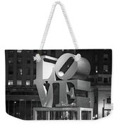 Bnw Philly Love 0218a Weekender Tote Bag