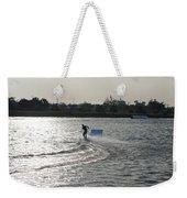 Board Jump Weekender Tote Bag