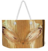 Boardwalk Fox Weekender Tote Bag