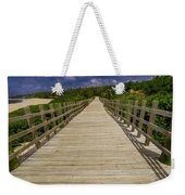 Boardwalk In Color Weekender Tote Bag