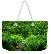Boardwalk On The Ma At 2 Weekender Tote Bag