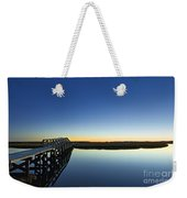Boardwalk To Beach Weekender Tote Bag