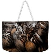 Boat - Block And Tackle  Weekender Tote Bag