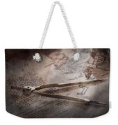 Boat - Sailor - We Are Ready To Sail  Weekender Tote Bag