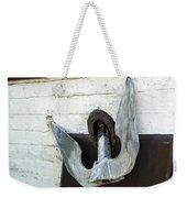 Boat Anchor Weekender Tote Bag