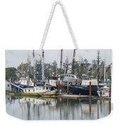Boat Basin Color Weekender Tote Bag