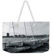 Boat Club #1 Weekender Tote Bag