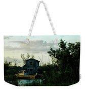 Boat House Weekender Tote Bag
