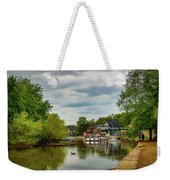 Boat House Row Two Weekender Tote Bag