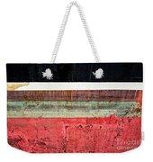 Boat Hull Weekender Tote Bag