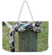 Boat Lines Weekender Tote Bag