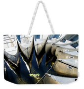 Boat Load Of Reflections Weekender Tote Bag