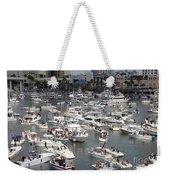 Boat Party Weekender Tote Bag