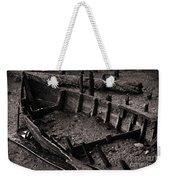 Boat Remains Weekender Tote Bag