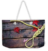 Boaters Chain Weekender Tote Bag